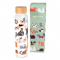 29132 Trinkflasche Nine Lives